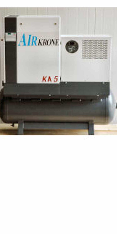 schroef compressor